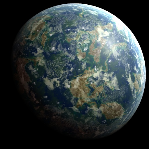 Spiral Graphics - Free Seamless Planet Textures